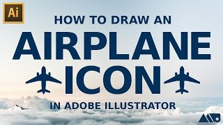 How to Draw an Icon in Adobe Illustrator Tutorial