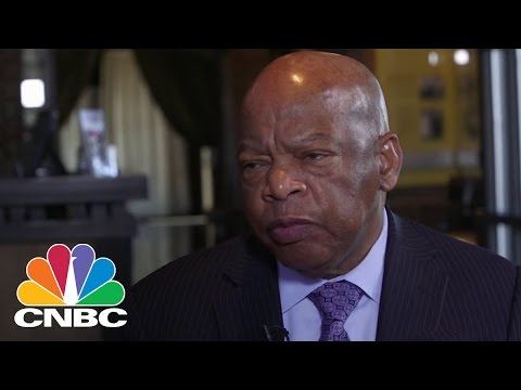 Rep. John Lewis On Civil Rights Struggles In 2016 Politics | Speakeasy | CNBC