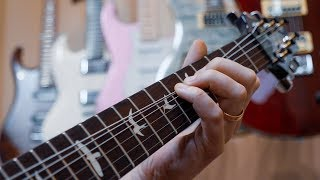One of the Hardest Guitar Techniques to Do Correctly