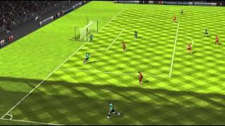 Fifa 14 android - koletrayne vs ...