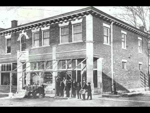 Marion Jacobs discusses downtown Ellettsville, Indiana