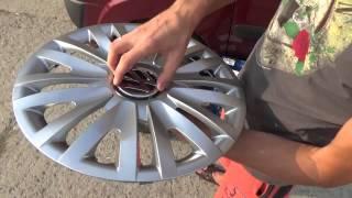 Обзор колпаков SKS на VW