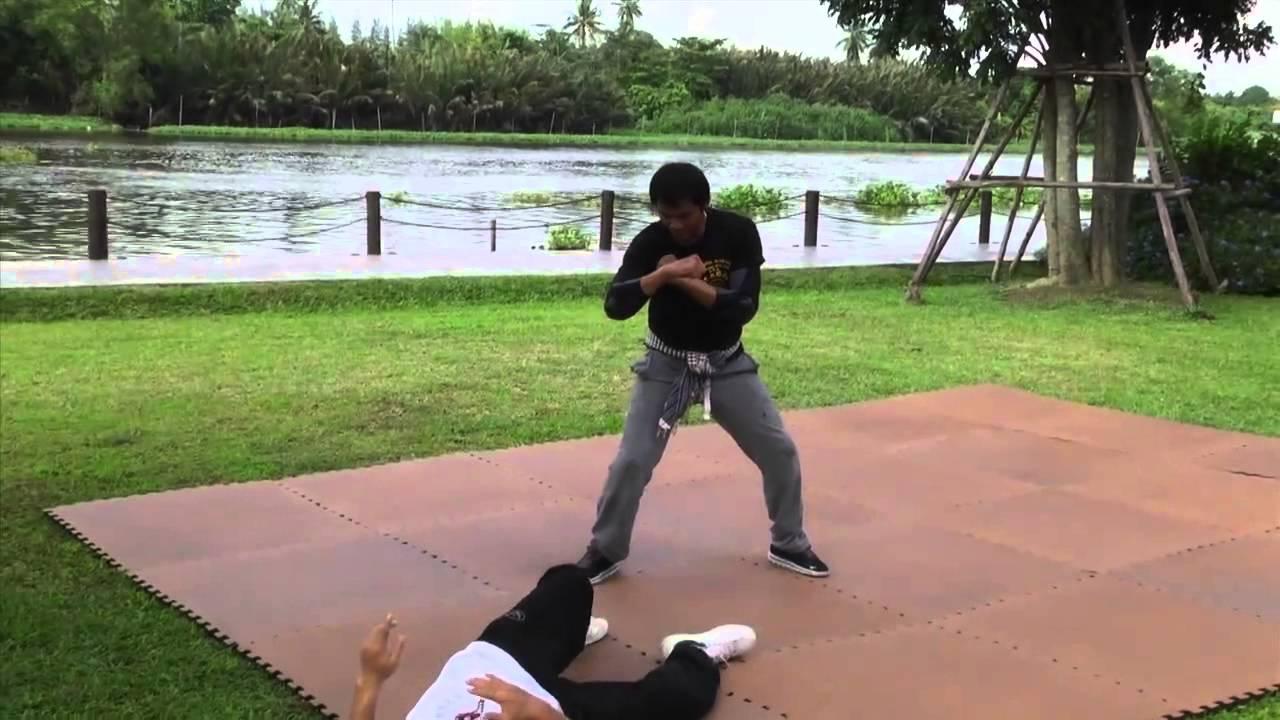 Tony Jaa: Practice Time September