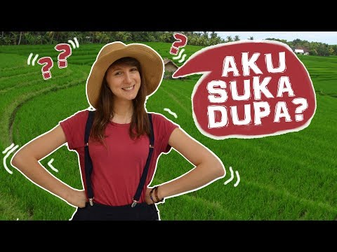 """Aku Suka Dupa"" - Globe in the Hat #1 INDONESIA"