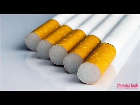 Из чего делают современные сигареты