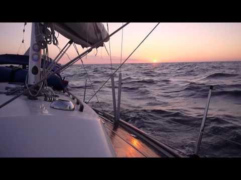 HR 29 Baltic Sea Adventure 2013: Sailing to Gotland