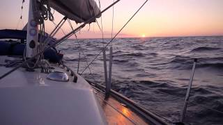 Baltic Sea Adventure 2013: Sailing to Gotland