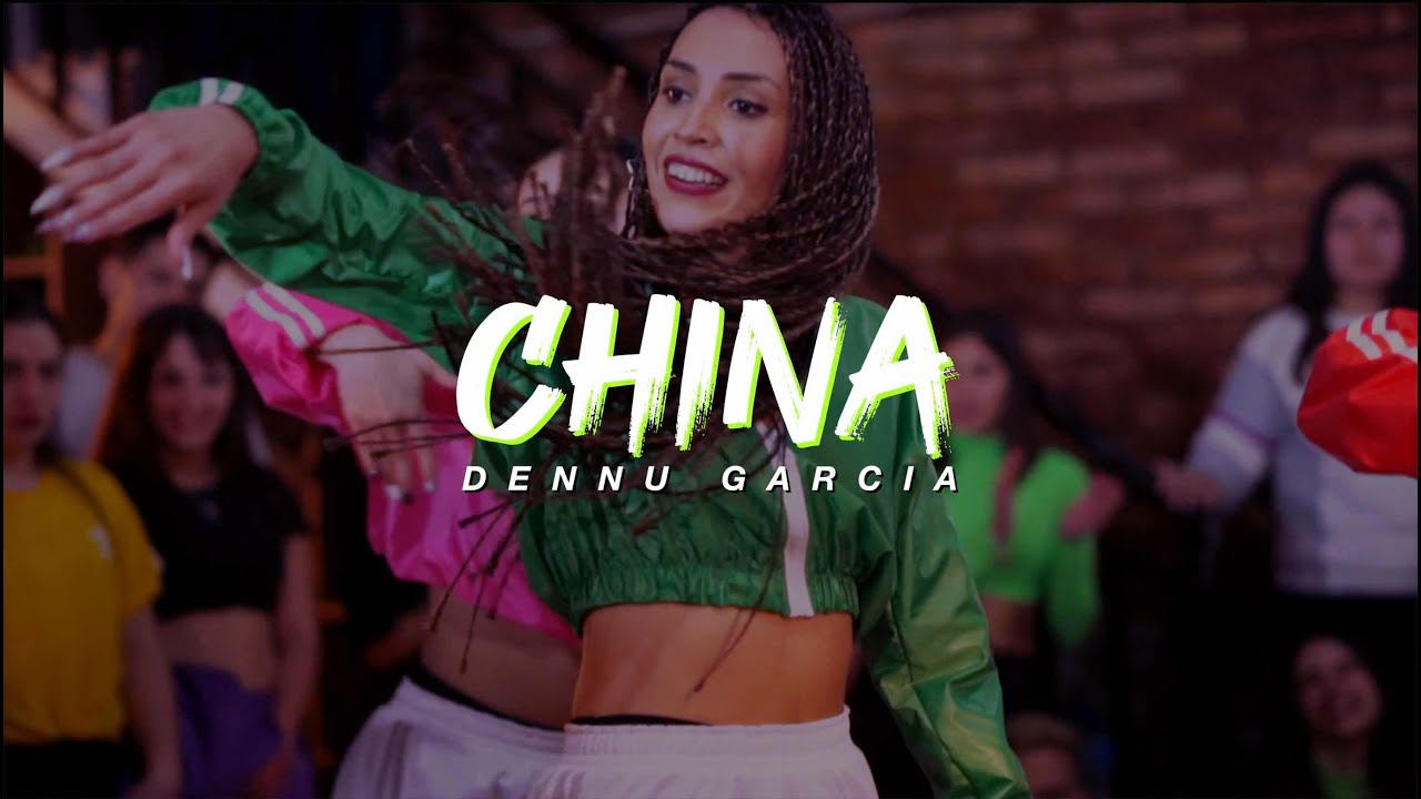 CHINA  Anuel AA Daddy Yankee Karol G  Ozuna u0026 J Balvin  Choreography by Dennugarcia