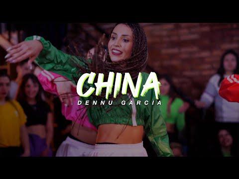 CHINA - Anuel AA, Daddy Yankee, Karol G , Ozuna & J Balvin | Choreography by @Dennugarcia