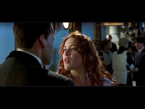 Titanic Scene - Rose Spits on Cal
