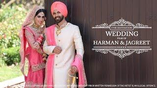 2016 | HARMAN & JAGREET | Fairytale Sikh Wedding In Punjab | Sunny Dhiman Photography