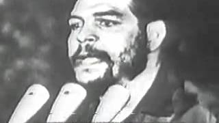 Che Guevara, Imperialism speech 1964