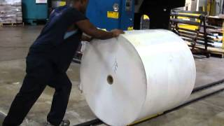 V-15 Smc Ez-roll Conveying System