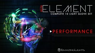 eLite Element - Light Show Performance [EmazingLights.com]