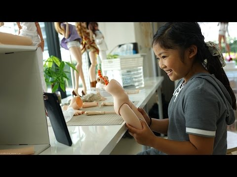 Smart Doll Workshop With A 7 Year Old