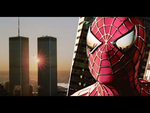 "Spider-Man (2002) ""Twin Tower"" Teaser [4K 35mm] (ORIGINAL UPLOAD)"