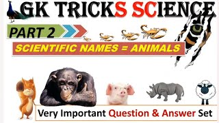 Science question answer