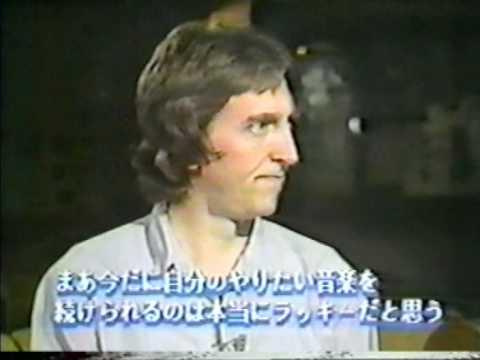 Allan Holdsworth - Interview 1