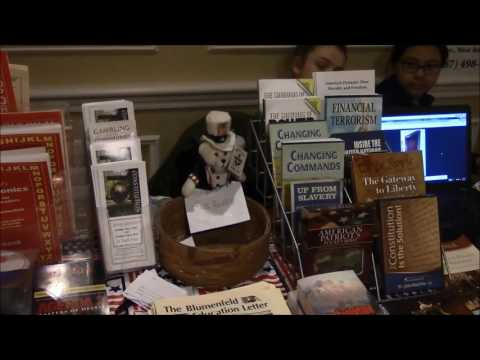 Camp Constitution at the Homeschoolers of Maine Convention March 16, 2017