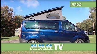 MMM TV motorhome review: Campervan of the Year 2014 - Wellhouse Ford Terrier