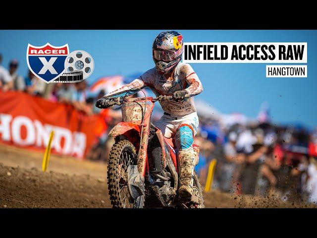 Infield Access: 2021 Hangtown National Raw