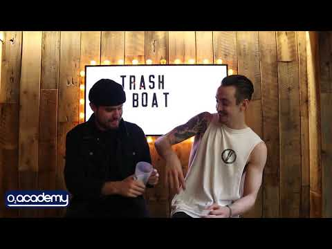 5 Random Questions With: Trash Boat