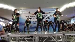 Stereo Swaggers in Dinagyang Kapamilya Dance Showdown Elimination Round