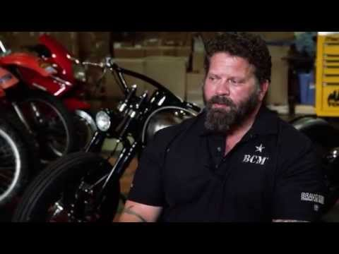 Larry interviews Paul Buffoni, the Owner of Bravo Company USA