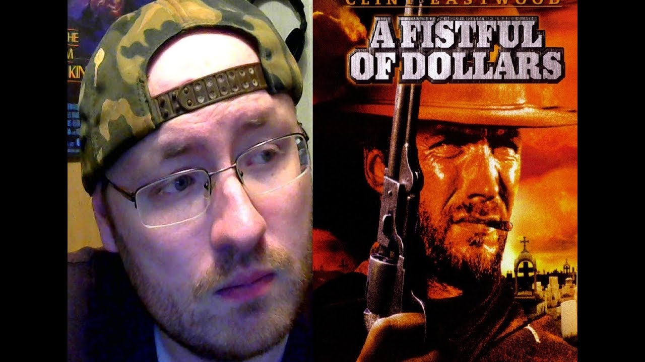 Thanks for a fist full of dollars director
