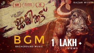 Jallikattu Official Bgm | Background music | Lijo Jose Pellissery | Chemban Vinod | Antony Varghese