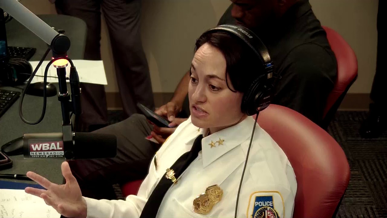 Baltimore County Police Chief Talks About Lessons, Plans