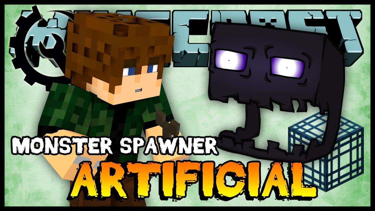 how to make a enderman spawner