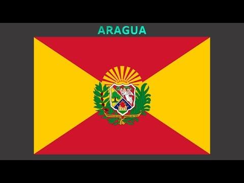 Flags Of States Of Venezuela - Vlajky Států Venezuely