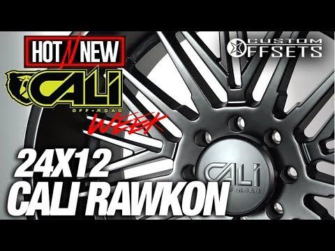 Hot n New Cali Offroad Week! Cali Rawkon 24x12 51