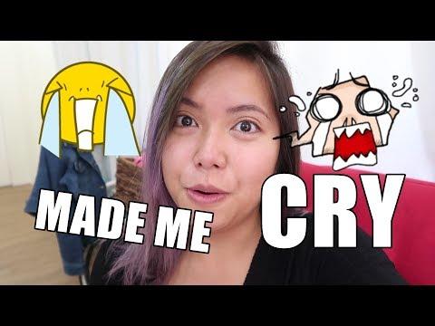 MADE ME CRY!!! (June 19-21, 2018) - saytioco