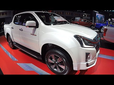 New 2019 Isuzu D-max X series, new Pickup thumbnail