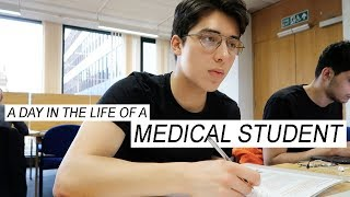 A Day in the Life of a 2nd Year Medical Student (UK)