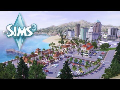 🌴The Sims 3 Syrenia Rodzinka #16 -  Witamy w Alpine County 😊