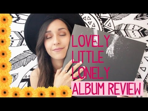 THE MAINE // Lovely Little Lonely // ALBUM REVIEW