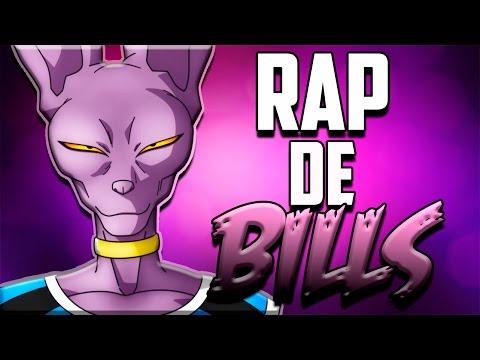 RAP DE BILLS | DRAGON BALL SUPER | Mc Energy