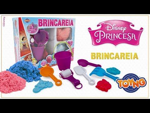 Brincareia - Kit Brincareia Princesas Grande (REF 38433)