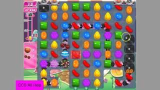 Candy Crush Saga Level 1354 NO BOOSTERS