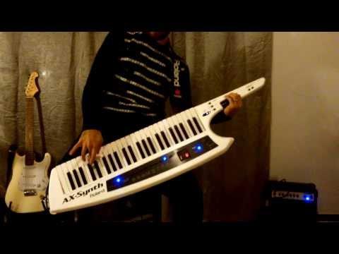"""Paid In Full"" Keyboard Solo (Sonata Arctica) - Leandro Amato"