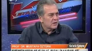 Kuranda Namaz Kaç Vakittir? (Prof. Dr. Mustafa ÖZTÜRK)