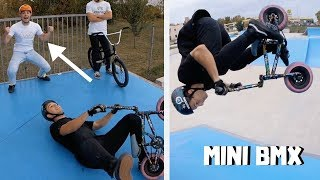 MINI BMX GAME OF BIKE !!!
