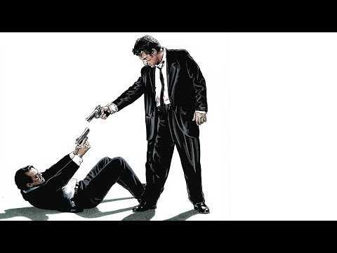 Reservoir Dogs: Stuck in the Middle with You (Stealers Wheel)