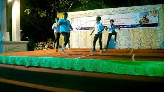 best school group dance 2k16  mukkathe penne  collegin maidhanathu  baha killuki