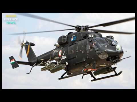 Weaponised Dhruv Helicopters to be deployed on the Indo-China border within 3 months