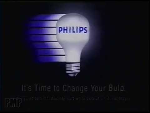 Philips light bulb commercial 1987 youtube philips light bulb commercial 1987 aloadofball Choice Image