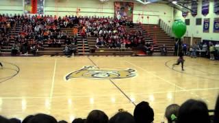 Islip High School Junior Skit 2015